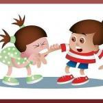 Почему ребенок кусается и как быть?