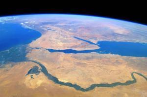 Исток реки Нил