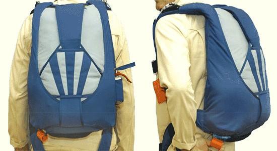 Рюкзак с основным парашютом