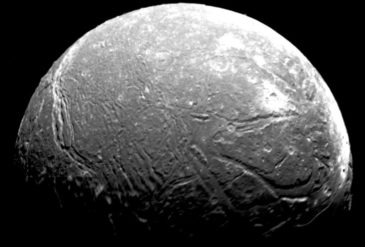 Уран - строение планеты, описание, орбита, поверхность, спутники, атмосфера, фото и видео