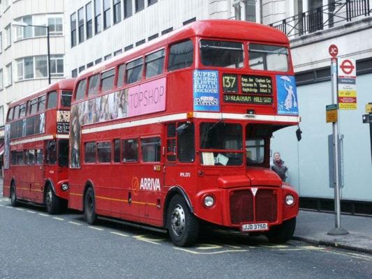 Автобус - Routemaster