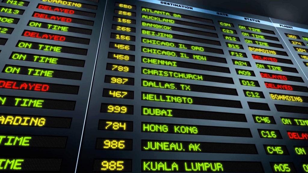 Чартеры обычно обслуживают в последнюю очередь, поэтому дата и время вылета часто переносятся