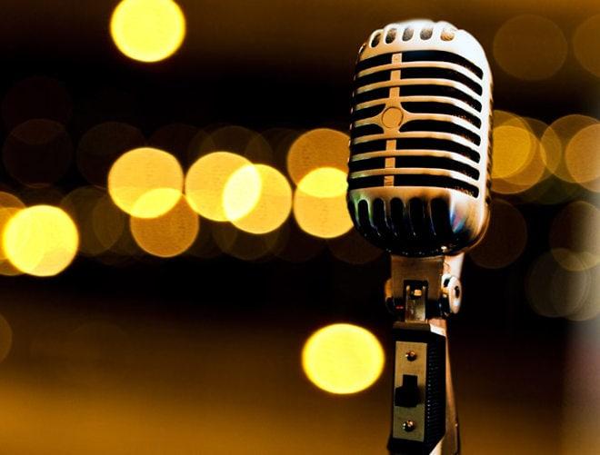 Микрофон без чехла
