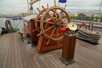 Руль корабля