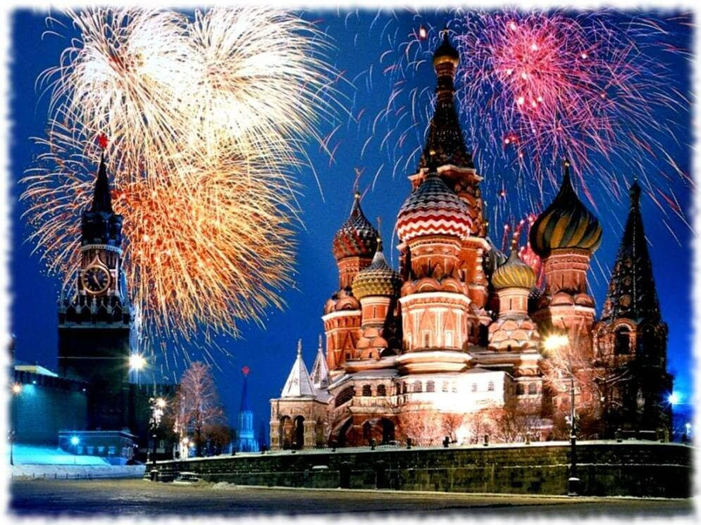 Почему Новый год 1 января? Причины, фото и видео