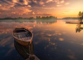 Самые большие озера в России