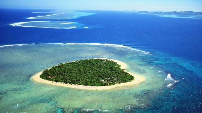 Самые большие острова в мире