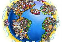 Самые густонаселенные страны