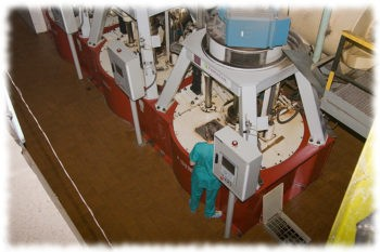 Центрифуги сахарного завода