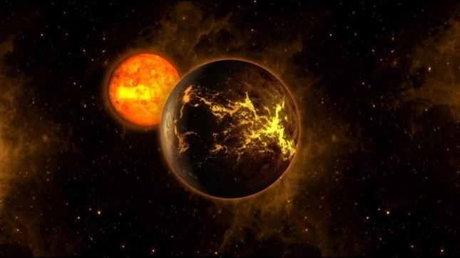 Самые большие планеты Вселенной