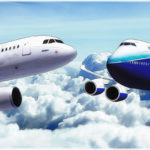 Самые большие пассажирские самолёты