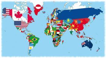 Самые большие страны