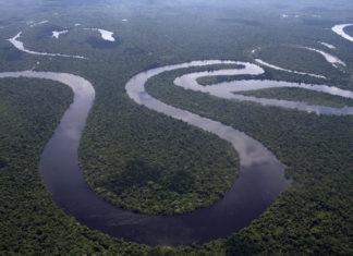 Самая длинная река в мире - Амазонка
