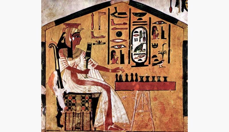 Сенет в Древнем Египте