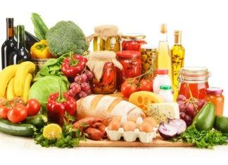 Шесть основных питательных веществ