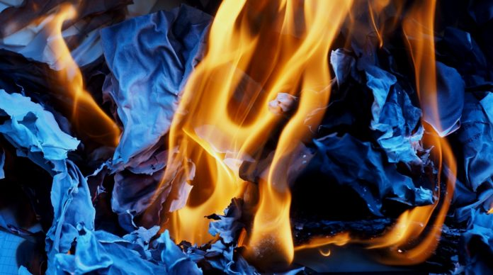 Сколько весит огонь?