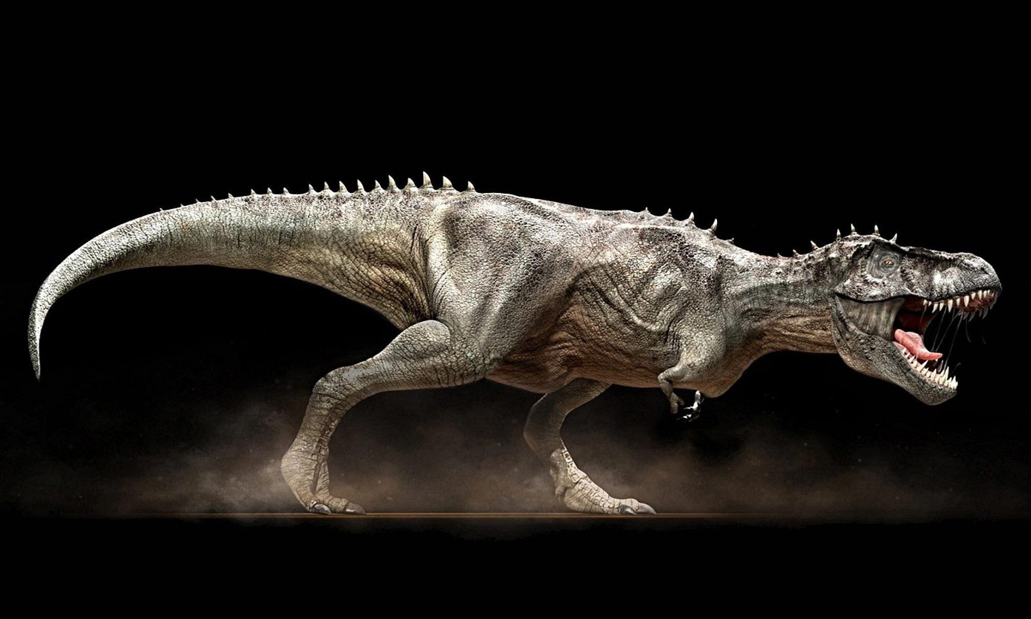 Тираннозавр - один из самых больших динозавров
