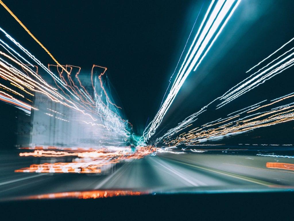 Скорость света и время