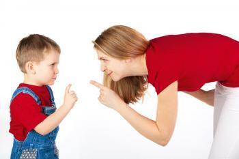 Воспитание помогает контролировать слезы
