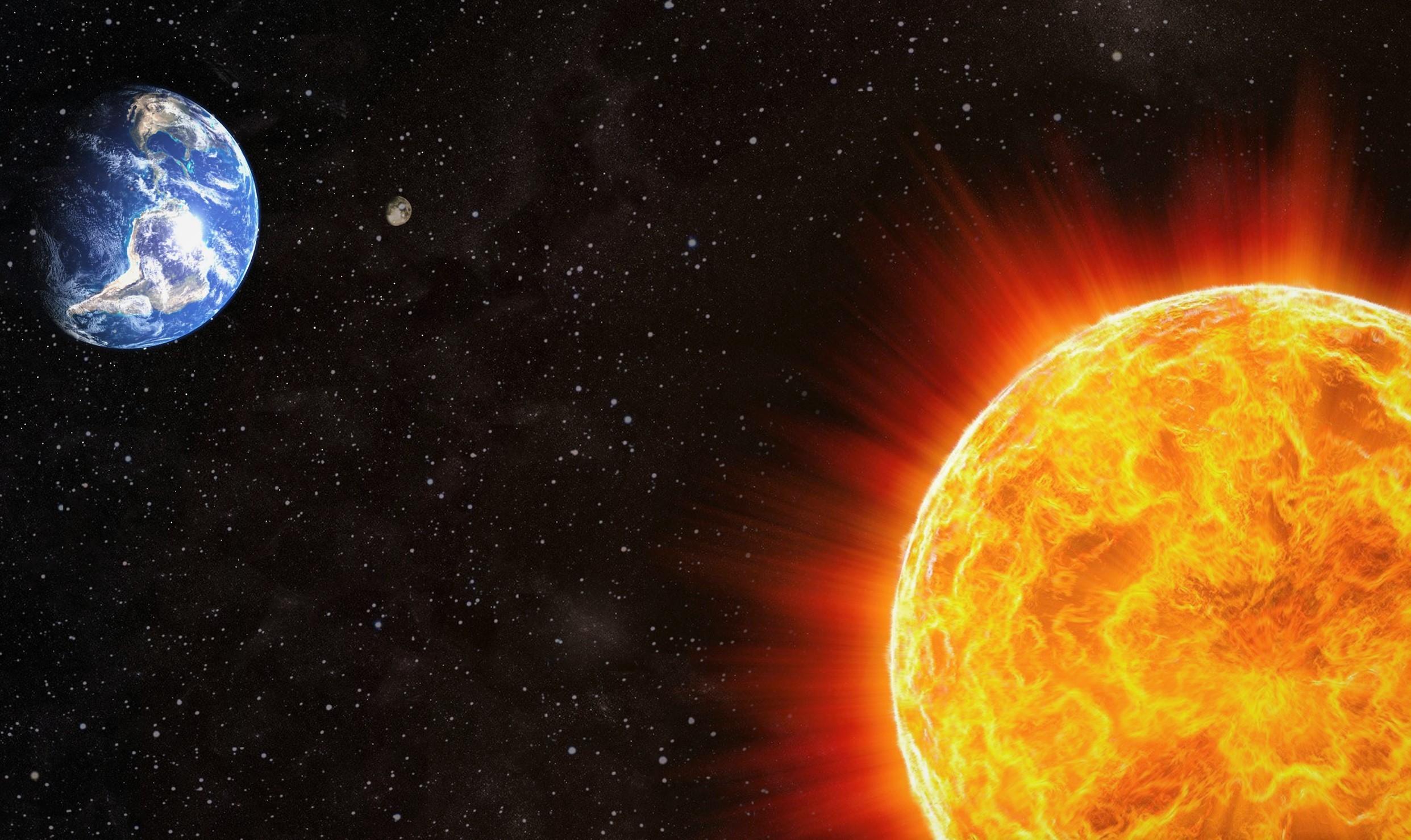 Что случится раньше: погаснет Солнце или остынет ядро Земли?