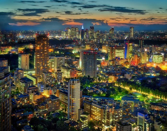 Самые большие города мира