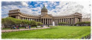 Санкт-Петербурга - Казанский кафедральный собор
