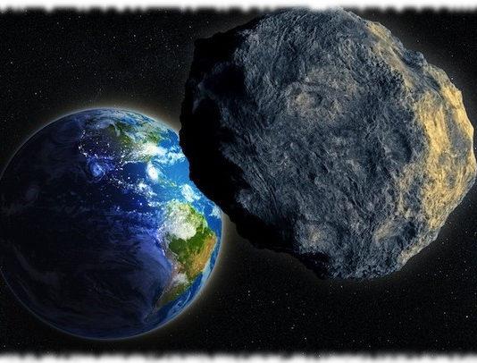 Самые опасные для Земли астероиды