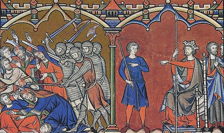 Раннее Средневековье - эпоха войн и междоусобиц