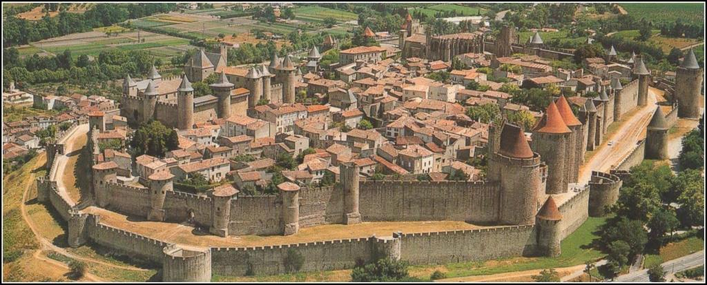Город-крепость