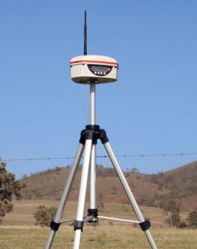 Профессиональная GPS-станция