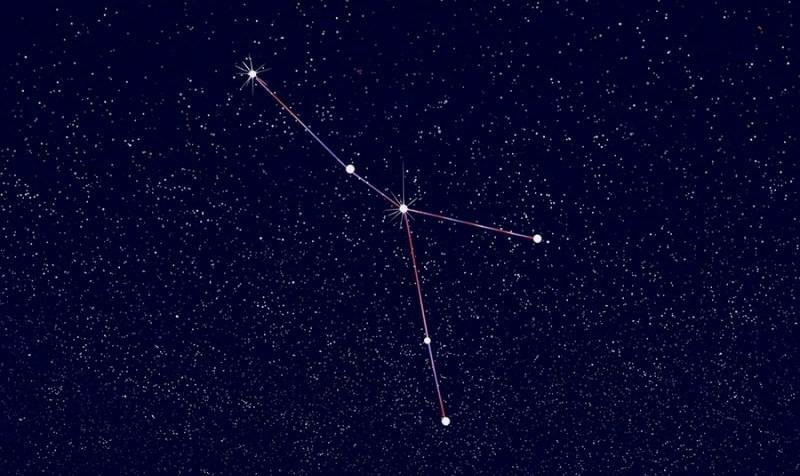 Астеризм созвездия Рак