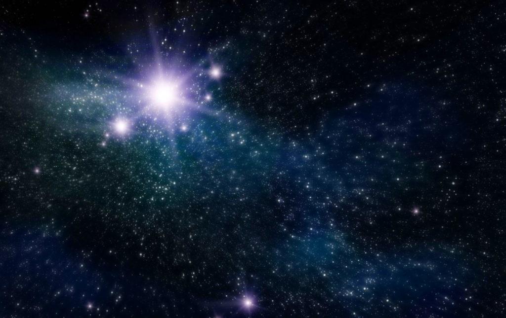 Звезды светятся благодаря трансформации водорода в гелий