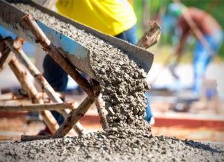 Почему бетон не застывает в бетономешалке?