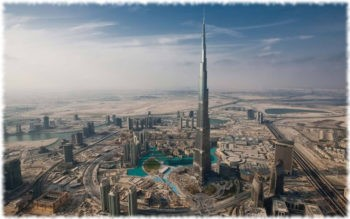 Бурдж Халифа, Дубаи, ОАЭ