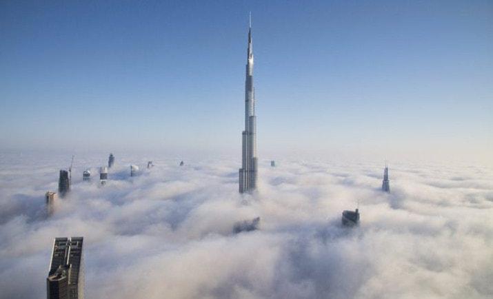 Самые высокие здания в мире