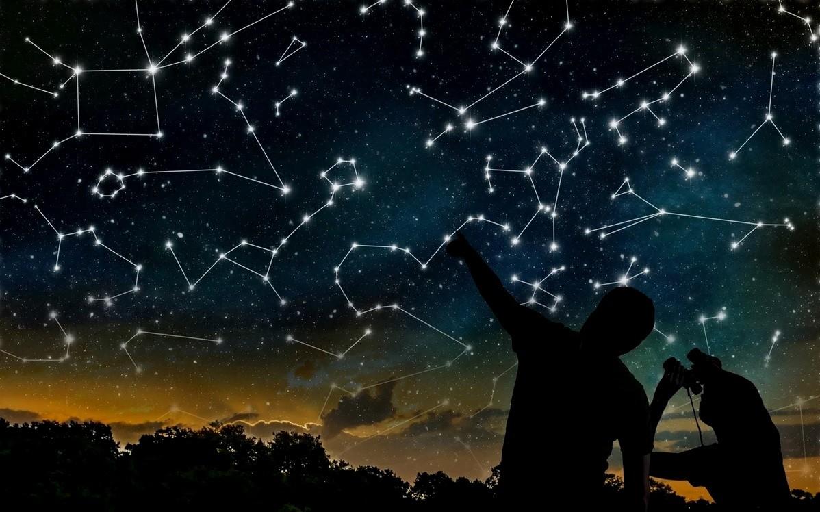 Созвездия: список, названия, карта, история, фото и видео