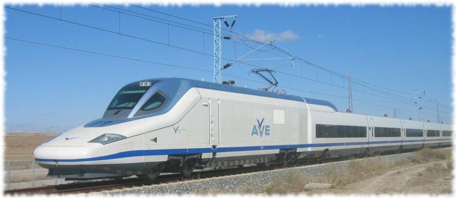 AVE TALGO-350
