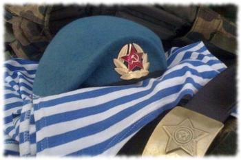 Тельняшка десантника