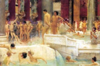 Древнеримские бани