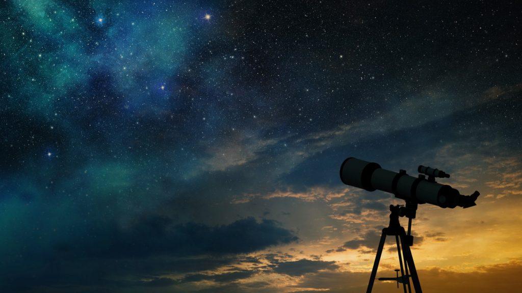 Телескоп - универсальное средство для наблюдения за парадом планет
