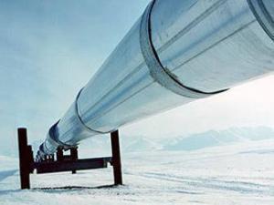 передача природного газа по трубопроводам