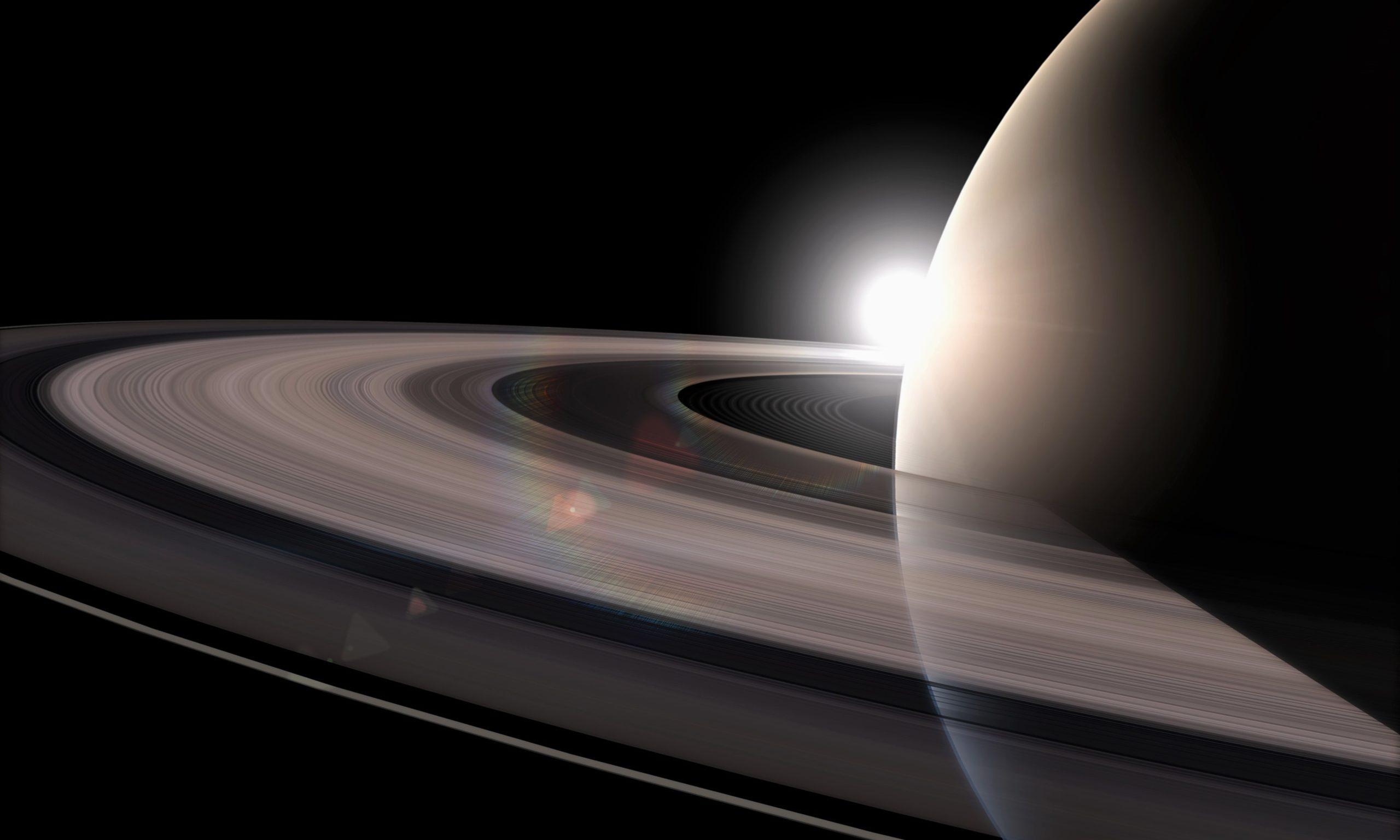 Сатурн - описание планеты, строение, атмосфера, кольца, фото и видео