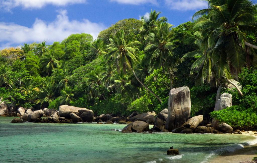 Территория с тропическим климатом