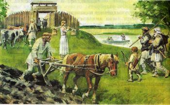 Крестьянский труд