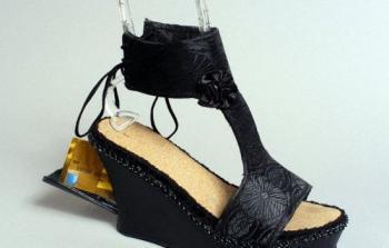 Современные туфли с карманами