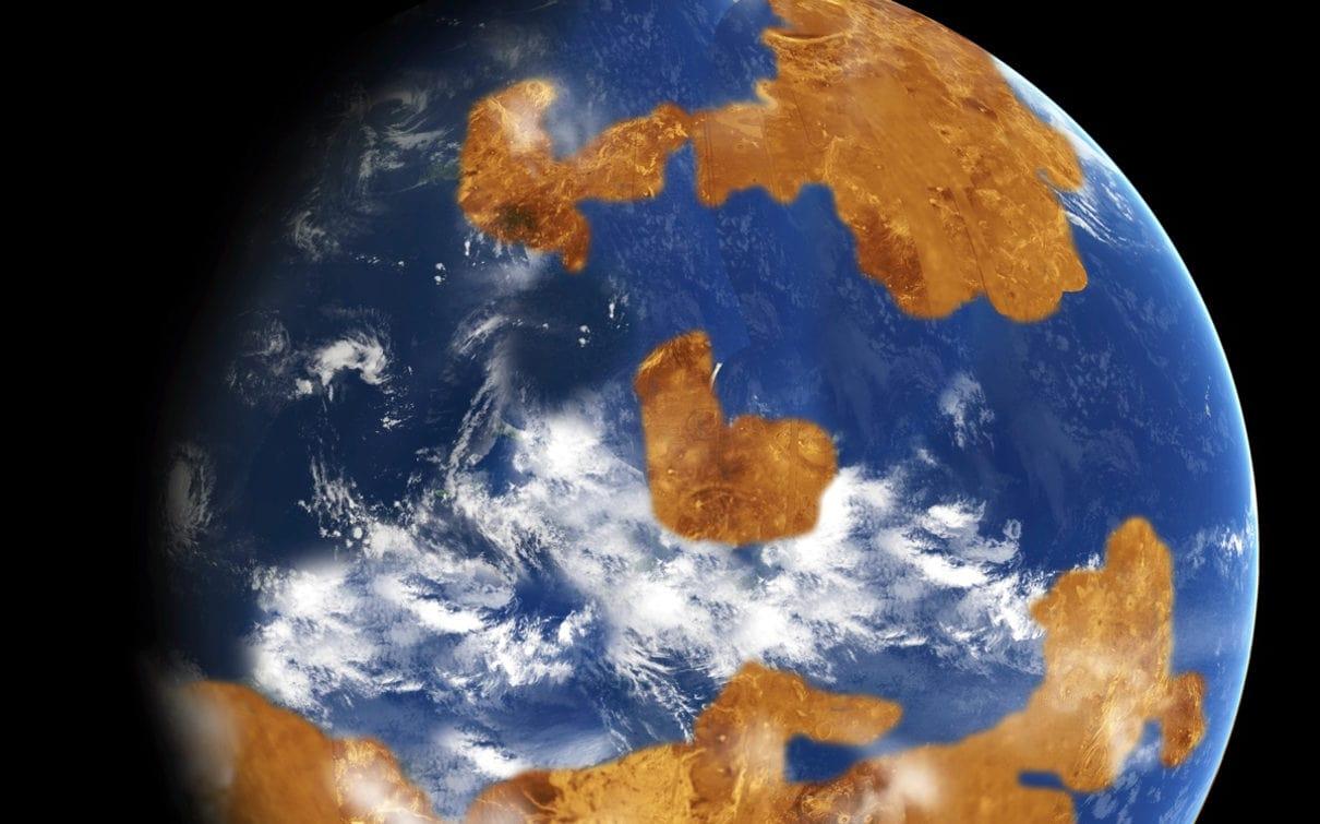Астрономам удалось воссоздать климат молодой Венеры