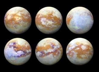 Планета Титан