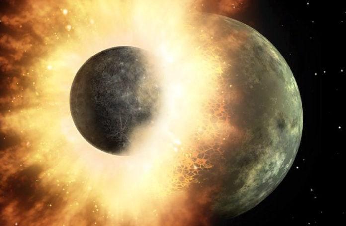 Ученые объяснили загадку ядра Юпитера столкновением с большой планетой