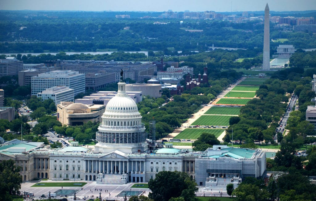 Вашингтон, федеральный округ Колумбия (основан в 1790 г.)