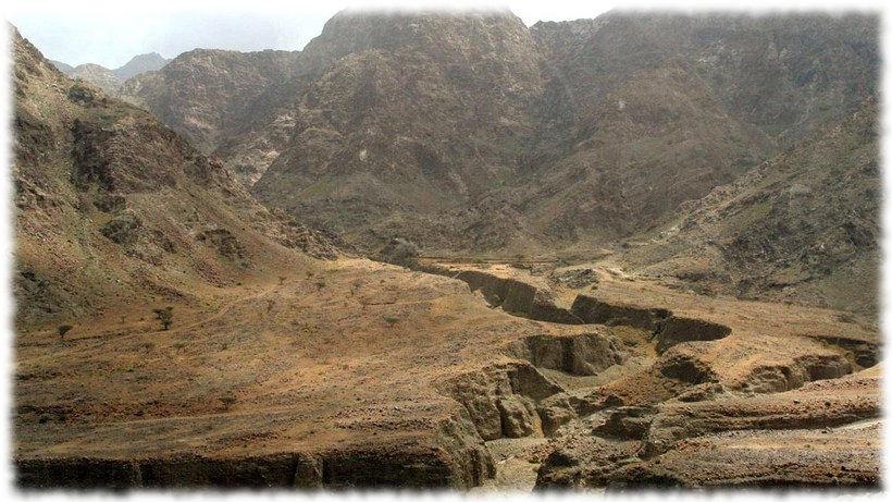 Река - Вади Хаммамат